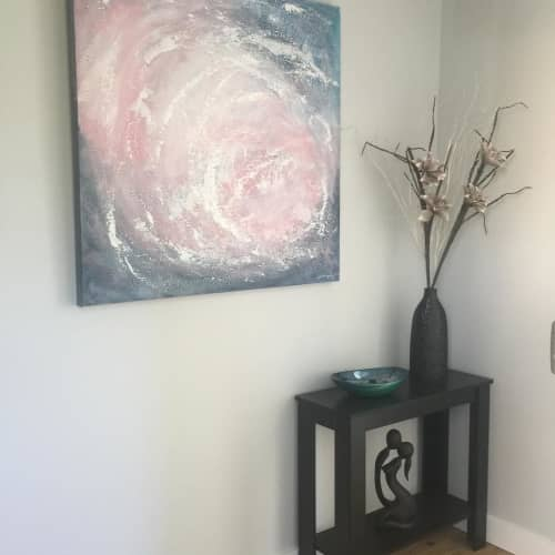 'All the Love in the Universe' | Paintings by Jacinta Payne