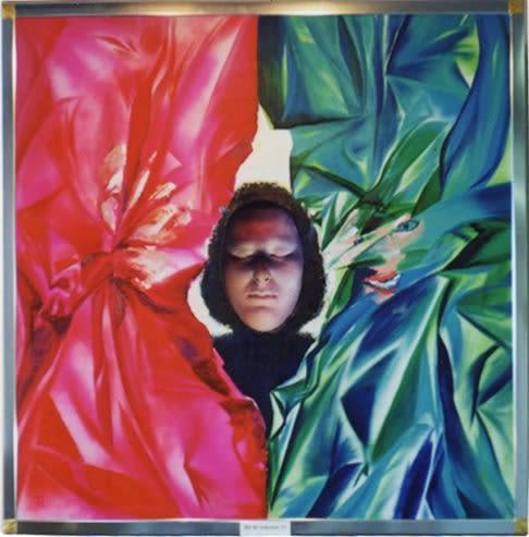 Paintings by Tibor Hargitai Art seen at Private Residence, Calgary - Masks 1992