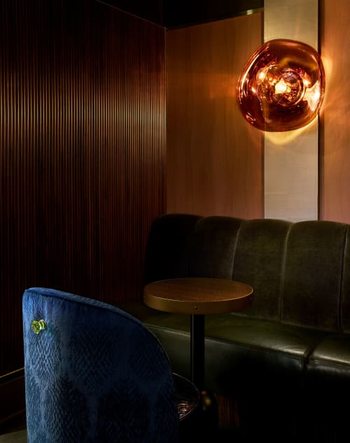Couches & Sofas by Tiger Leather at The Stayton Room, New York - Couches & Sofas Leather