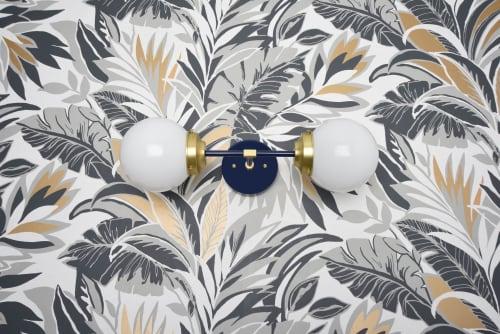Sheridan - Wall Sconce Vanity Mid-Century Modern Lighting   Sconces by Illuminate Vintage