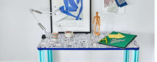 Daydream Desk | Tables by Chassie Studio | Chelsea in New York
