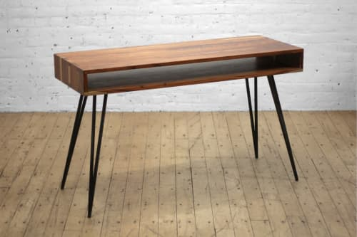 Ciao + Corvus Desk • Tali | Tables by From the Source