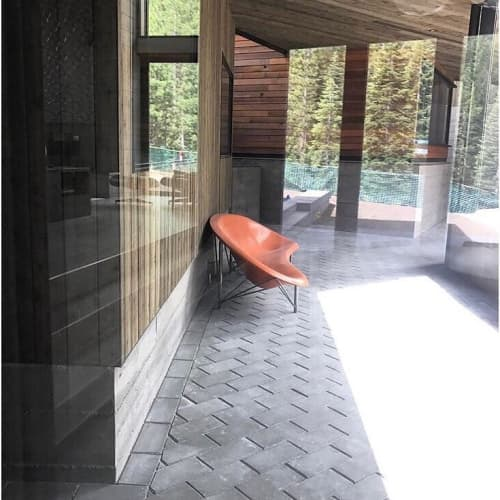 Couches & Sofas by Galanter & Jones at Martis Camp, Truckee - Helios Lounge