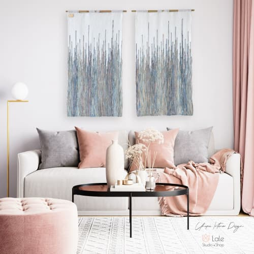 Abella - woven wall hanging | Wall Hangings by Lale Studio
