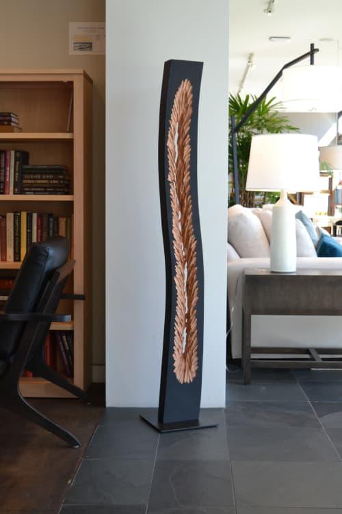 Burning Desire | Sculptures by Lutz Hornischer - Sculptures & Wood Art | San Francisco in San Francisco