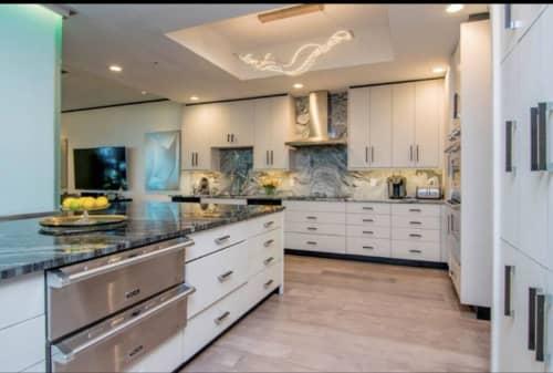 Bayshore condo | Interior Design by Pamela Iannacio/ Addison and Company