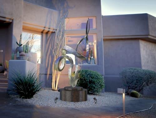 Essence | Public Sculptures by Innovative Sculpture Design