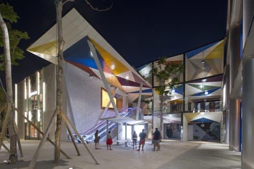 Architecture by FreelandBuck seen at Paradise Plaza, Miami - Architectural Design