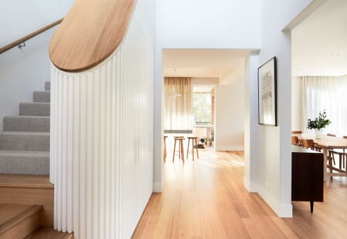Interior Design by Foomann seen at Private Residence, St Kilda East - Holroyd