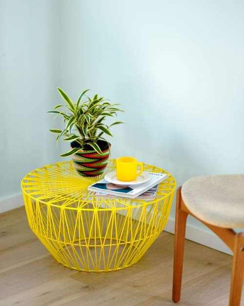 Drum Table   Tables by Bend Goods