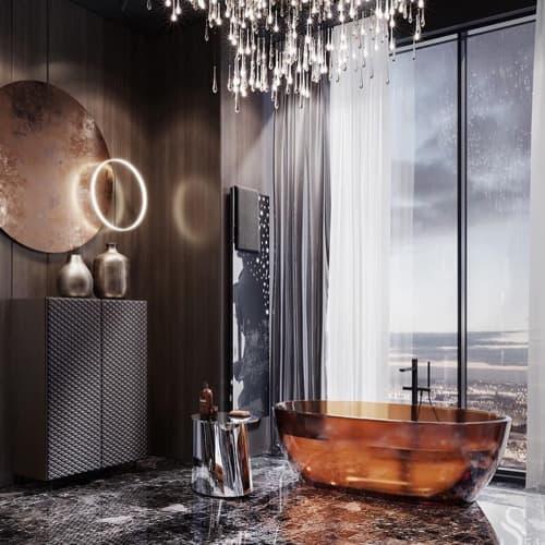 Starry Night Radiator | Furniture by CINIER