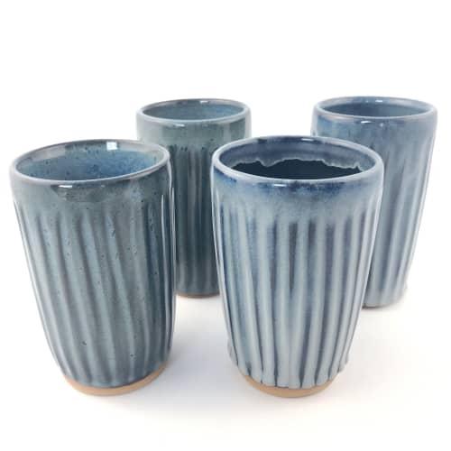 Travel Mug | Cups by Tina Fossella Pottery