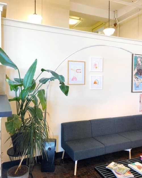 Paintings by Quinnarie Studio at Argyle Salon, Bellingham - Painting Collections