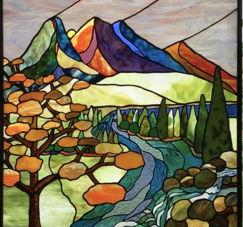Stained Glass | Art Curation by Glass Act Studio