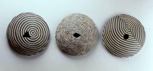 Sculptures by Larry Halvorsen - Wall Disks