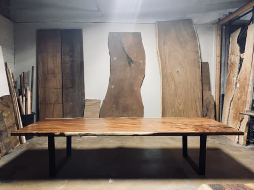 Live Edge Conference Table | Tables by Citizen Wood Company