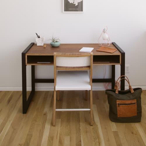 Tables by Housefish seen at Private Residence   Denver, CO, Denver - Pocket Desk