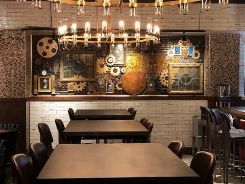 Interior Design   Interior Design by Zap Props Inc.   90th Meridian in Chicago
