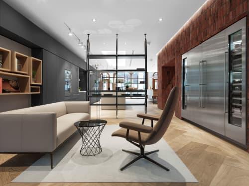 Showroom London, London | Interior Design by 1zu33 Architectural Brand Identity