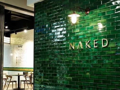 Mixed Green Tiles   Tiles by Akashic Tiles   Naked coffee in Cape Town