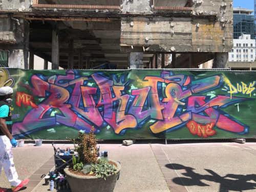 Graffiti | Street Murals by Steven Anderson Art