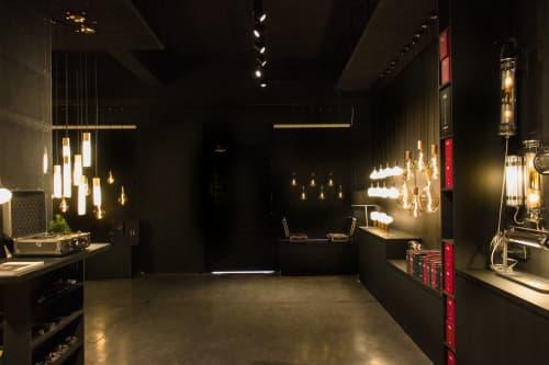 Lighting by Rouzana K Kopti seen at Alta Light, Beirut - Interior Lighting Design