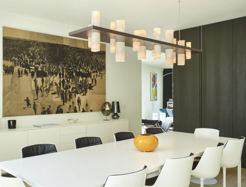 Lighting Design by Coup-de-foudre by Arickx-Vermandere seen at Private Residence - Belgium