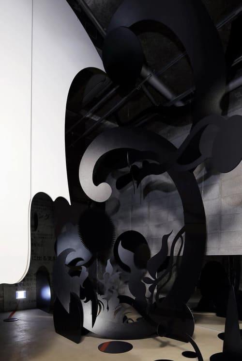 Sense of Wonder   Sculptures by Kahori Maki   clinic in Setagaya City