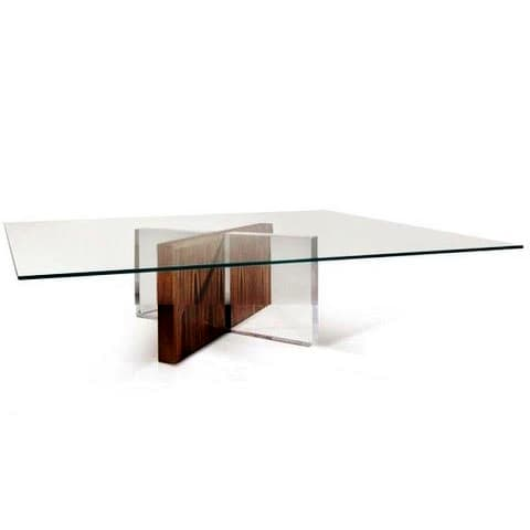 Tables by Gusto Design Collection seen at 12471 SW 130th St, Miami - BETTY COFFEE TABLE
