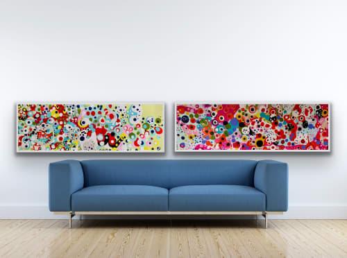 Celebration 2 | Paintings by Darlene Watson Fine Artist
