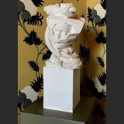 Astronaut   Sculptures by Kathy Dalwood   Hotel de Rome in Berlin