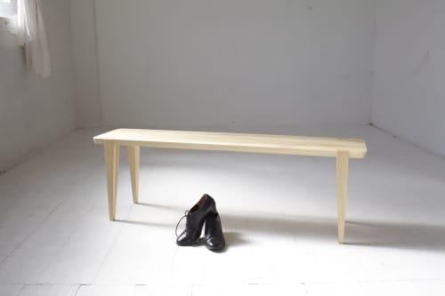 Benches & Ottomans by Studio Moe seen at Creator's Studio, Portland - Oslo Bench