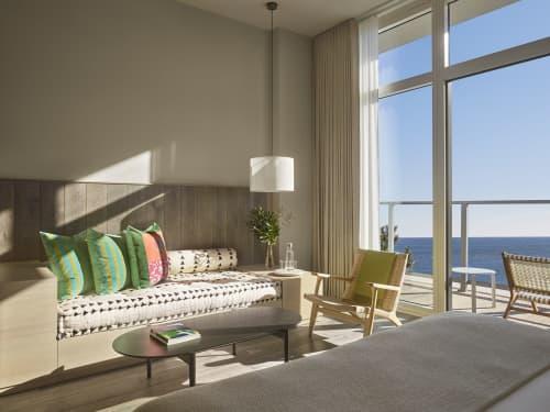 Linens & Bedding | Linens & Bedding by Society Limonta | Asbury Ocean Club Hotel in Asbury Park