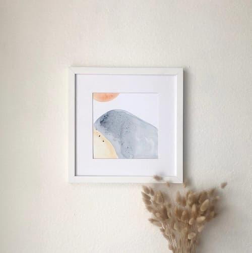 Paintings by Quinnarie Studio - Sunrise