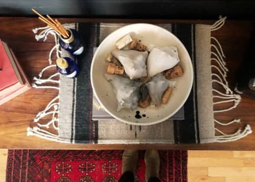 Tableware by Illyria Pottery Katie Coston seen at Private Residence, Greenville - Ceramic Bowl
