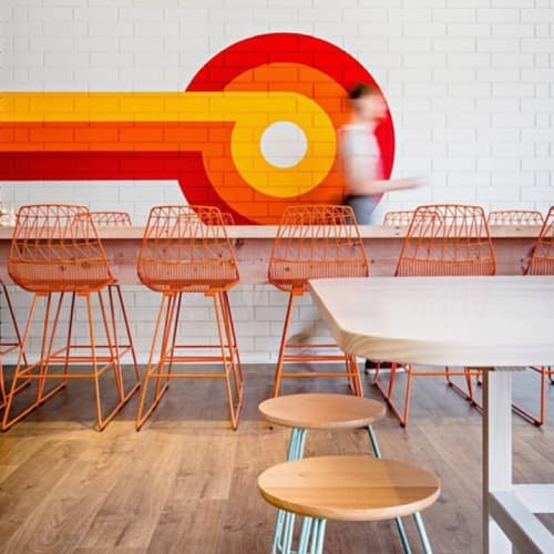 Lucy Bar Stools   Chairs by Bend Goods   My Kingdom For a Horse in Adelaide