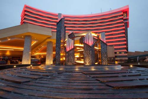 Choctaw Casino & Resort | Lighting Design by Darkhorse Lightworks, LLC