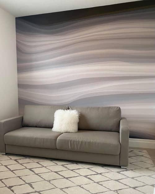 Wallpaper by Jill Malek Wallpaper - River in Shell