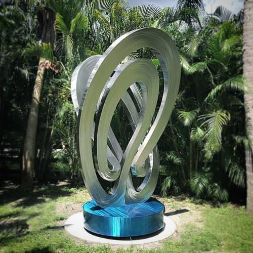 Eternity | Public Sculptures by Innovative Sculpture Design