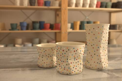 Barcelona L   Cups by The Selsius Fine Porcelain Tableware