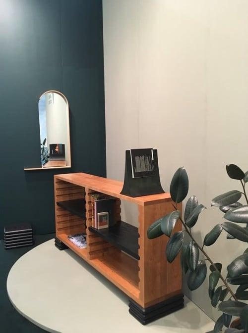 The Ridge Bookcase   Furniture by Trey Jones Studio   Piers 92/94 in New York
