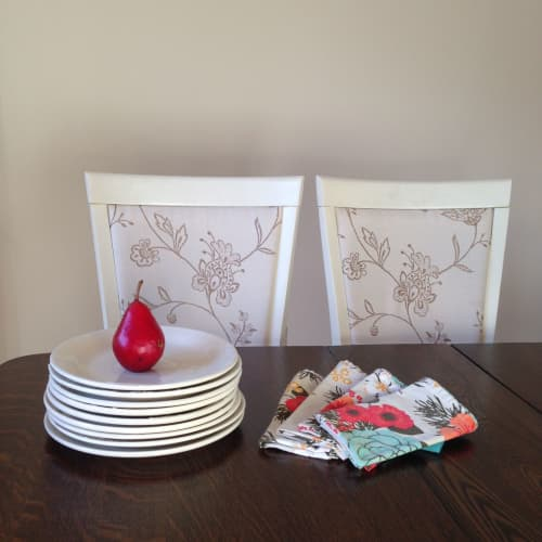 dinnerware | Ceramic Plates by Dresser Clay and Design