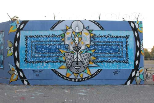 WALLS | Murals by YAT | Berlin in Berlin