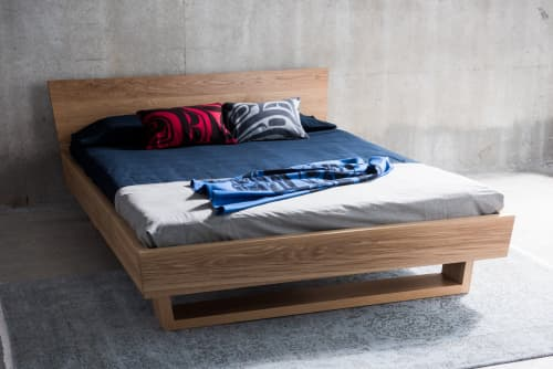 Beds & Accessories by Cloud Nine Furniture Co. - Six Degree queen size bed