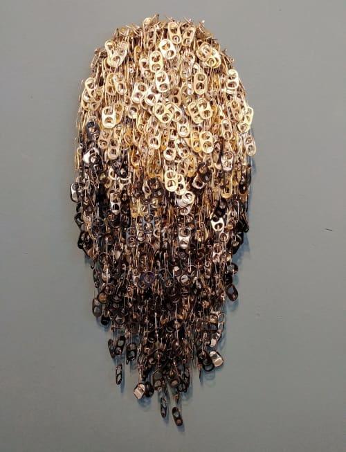 Sculptures by Virginia Fleck - Singe