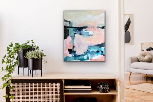 Integrate | Paintings by Melanie Biehle