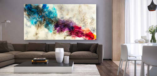 WISTERIA | Paintings by Christina Twomey Art + Design