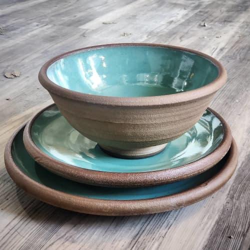 Custom Tableware | Tableware by Pig's Eye Pottery