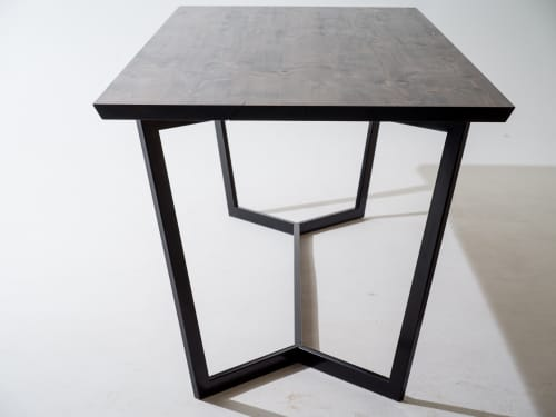 Furniture by Project Sunday seen at Project Sunday Studio, Salt Lake City - The Arrow Table