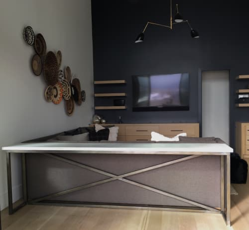 Furniture by Project Sunday seen at Private Residence, Park City - Hopkins Console